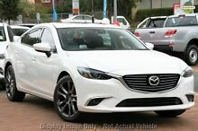 2016 Mazda 6 6C MY15 Atenza Meteor Grey 6 Speed Automatic Sedan Liverpool Liverpool Area Preview