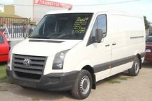 2007 Volkswagen Crafter MWB AUTO 5 Speed Auto Sequential Van Carrum Downs Frankston Area Preview
