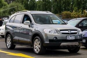 2010 Holden Captiva CG MY10 LX AWD Blue 5 Speed Sports Automatic Wagon Ringwood East Maroondah Area Preview