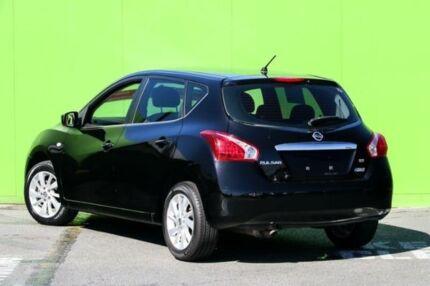 2014 Nissan Pulsar C12 ST Black 1 Speed Constant Variable Hatchback Ringwood East Maroondah Area Preview