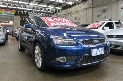 2007 Ford Focus LT Coupe-Cabriolet 4 Speed Automatic Cabriolet Mordialloc Kingston Area Preview