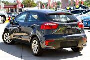2016 Kia Rio UB MY16 S Grey 4 Speed Sports Automatic Hatchback Blacktown Blacktown Area Preview