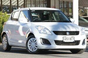 2014 Suzuki Swift FZ MY14 GL Snow White 4 Speed Automatic Hatchback Christies Beach Morphett Vale Area Preview