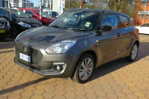 2018 Suzuki Swift AL GL Navigator (safety) Grey/Black Roof Continuous Variable Hatchback Greenway Tuggeranong Preview