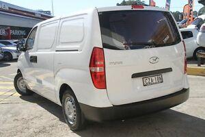 2012 Hyundai iLOAD TQ MY11 White 5 Speed Automatic Van Wolli Creek Rockdale Area Preview