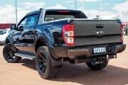 2015 Ford Ranger PX MkII Wildtrak Double Cab Black 6 Speed Manual Utility Bayswater Bayswater Area Preview
