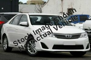 2014 Toyota Camry ASV50R Altise White 6 Speed Sports Automatic Sedan Portsmith Cairns City Preview