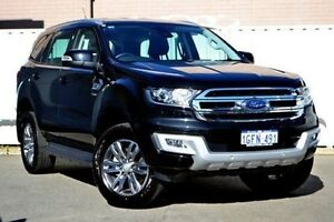 2015 Ford Everest UA Trend Black 6 Speed Sports Automatic Wagon Woodbridge Swan Area Preview