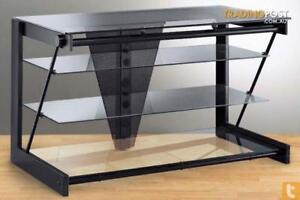 Bell'O Glass TV Stand