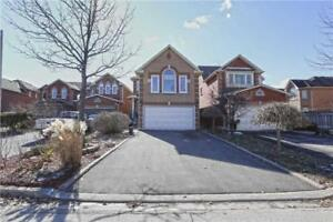 Stunning 3+1 B/R Detach with Finish Bsmt & S/Ent at Hurontario/W