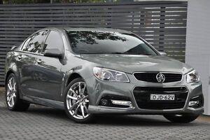 2014 Holden Commodore Grey Sedan Artarmon Willoughby Area Preview