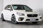 2014 Subaru WRX V1 MY15 Premium AWD White 6 Speed Manual Sedan Bellevue Swan Area Preview