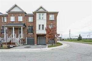 Newer 3-Storey Townhouse in West Oakville