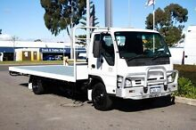 2005 Isuzu N Series  White Welshpool Canning Area Preview