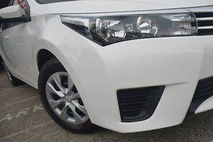 2015 Toyota Corolla ZRE172R Ascent S-CVT White 7 Speed Constant Variable Sedan Mosman Mosman Area Preview