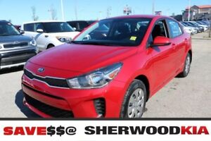 2018 Kia Rio LX+ AT BLUETOOTH, HEATED STEERING WHEEL, BACKUP CA