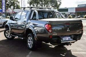 2015 Mitsubishi Triton MN MY15 GLX-R Double Cab Bronze 5 Speed Manual Utility Cannington Canning Area Preview