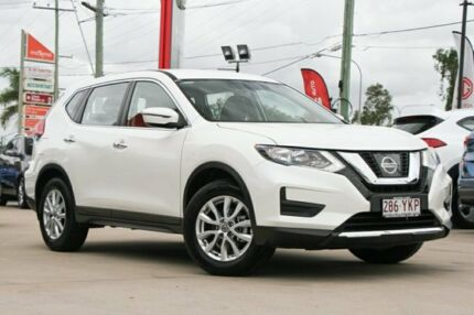 2018 Nissan X-Trail T32 Series II ST X-tronic 2WD White 7 Speed Constant Variable Wagon Hillcrest Logan Area Preview