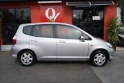 2006 Honda Jazz Upgrade GLi Silver Continuous Variable Hatchback Blair Athol Port Adelaide Area Preview