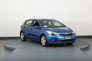 2013 Kia Cerato YD MY14 S Blue 6 Speed Automatic Hatchback Smithfield Parramatta Area Preview