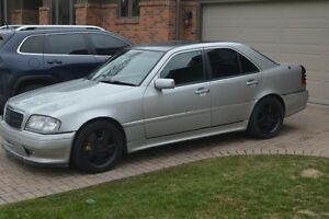 1997 Mercedes-Benz C36 AMG ETESTED $2000