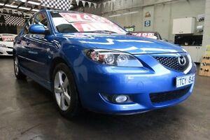 2004 Mazda 3 BK Maxx Sport 4 Speed Auto Activematic Sedan Mordialloc Kingston Area Preview