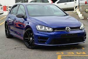 2015 Volkswagen Golf VII MY16 R DSG 4MOTION WOLFSBURG EDITION Lapiz Blue 6 Speed Claremont Nedlands Area Preview