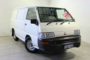 2011 Mitsubishi Express SJ MY11 SWB White 5 Speed Manual Van Osborne Park Stirling Area Preview