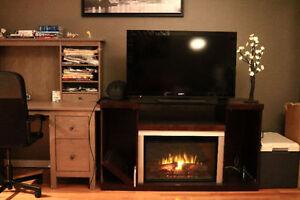 Chambre meublée dans 4 1/2, électricité, internet/câble inclus