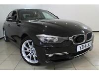 2014 14 BMW 3 SERIES 2.0 320D LUXURY 4DR AUTOMATIC 184 BHP DIESEL