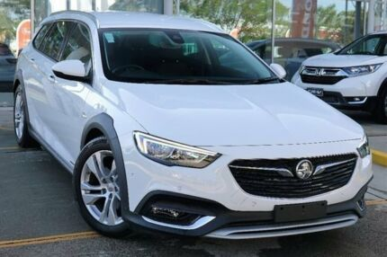 2018 Holden Calais ZB MY18 Tourer AWD White 9 Speed Sports Automatic Wagon Belconnen Belconnen Area Preview