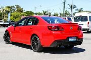 2016 Holden Commodore VF II MY16 SV6 Red 6 Speed Sports Automatic Sedan Maddington Gosnells Area Preview