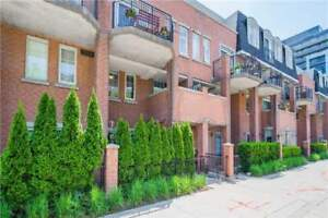 Coveted Bright & Spacious 2 Br, 2 Full Bath, 2 Level Townhouse