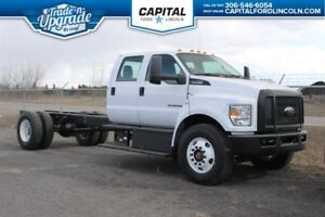 17 FORD TRUCK S-DTY F-750