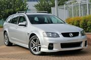 2010 Holden Commodore VE II SV6 Sportwagon Silver 6 Speed Sports Automatic Wagon Wayville Unley Area Preview