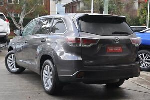 2015 Toyota Kluger GSU50R GX 2WD Predawn Grey 6 Speed Sports Automatic Wagon Mosman Mosman Area Preview
