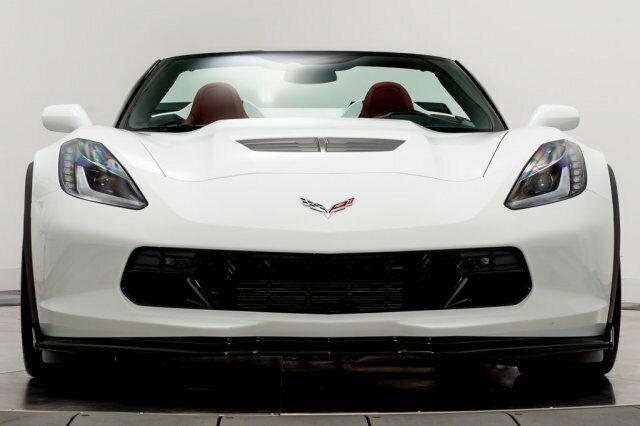 Image 3 Coche Americano usado Corvette Z06 Convertible 2016