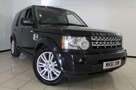 2011 61 LAND ROVER DISCOVERY 3.0 4 SDV6 XS 5DR AUTOMATIC 255 BHP DIESEL