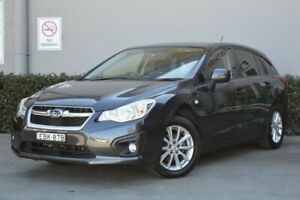 2012 Subaru Impreza G4 MY12 2.0i-L Lineartronic AWD Grey 6 Speed Constant Variable Hatchback Maitland Maitland Area Preview