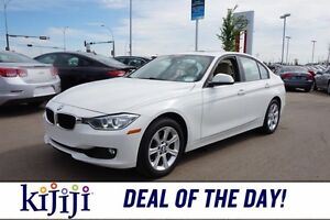 2013 BMW 3 Series 328XI XDRIVE Accident Free,  Leather,  Sunroof