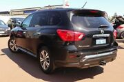 2018 Nissan Pathfinder R52 Series II MY17 ST-L X-tronic 4WD Black 1 Speed Constant Variable Wagon Clarkson Wanneroo Area Preview