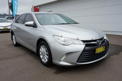 2016 Toyota Camry ASV50R Altise Silver 6 Speed Sports Automatic Sedan Cardiff Lake Macquarie Area Preview
