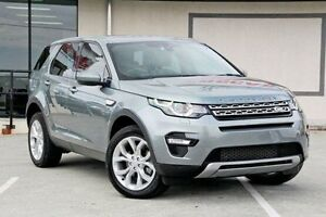 2015 Land Rover Discovery Sport L550 16MY SD4 HSE Luxury Grey 9 Speed Sports Automatic Wagon Springwood Logan Area Preview