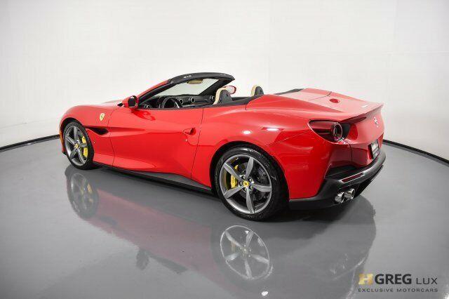 Image 6 Voiture Européenne d'occasion Ferrari Portofino 2019