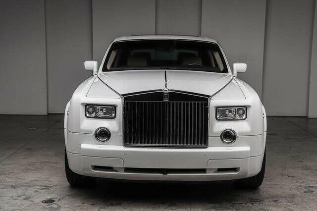 Image 5 Coche Americano usado Rolls-Royce Phantom 2008