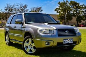 2007 Subaru Forester MY07 XT Grey 4 Speed Auto Elec Sportshift Wagon Greenfields Mandurah Area Preview