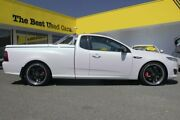 2016 Ford Falcon FG X XR6 Ute Super Cab White 6 Speed Manual Utility Woolloongabba Brisbane South West Preview