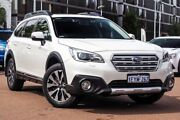 2016 Subaru Outback B6A MY16 3.6R CVT AWD White 6 Speed Constant Variable Wagon Fremantle Fremantle Area Preview