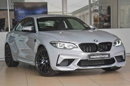 2018 BMW M2 F87 LCI Competition M-DCT Silver 7 Speed Sports Automatic Dual Clutch Coupe Darra Brisbane South West Preview