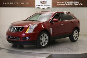 2014 Cadillac SRX Premium AWD*Sunroof-Trailering package-Cadilla